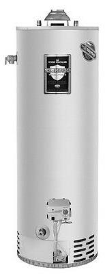 Bradford White RG240T6N 40 Gallon Tall Atmospheric Vent Wate