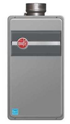 Rheem 11000-199900 Btu Gas Tankless Water Heater, LP, RTG-95