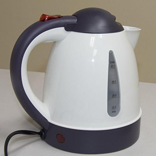 ALEKO Hot Electric Kettle 12V Coffee Tea
