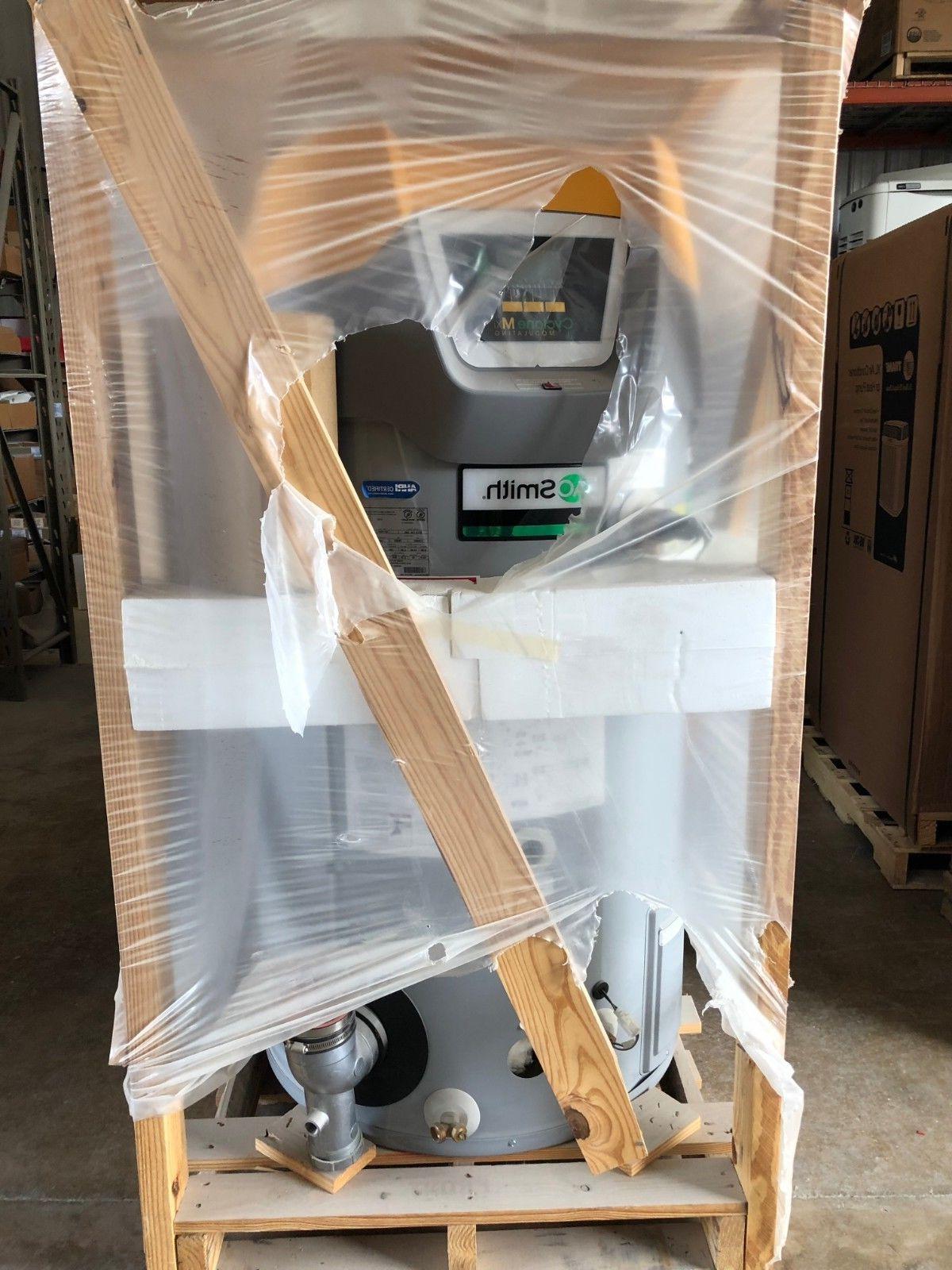 AO SMITH Commercial Water Heater, 60 Gallon, Natural Gas, BT