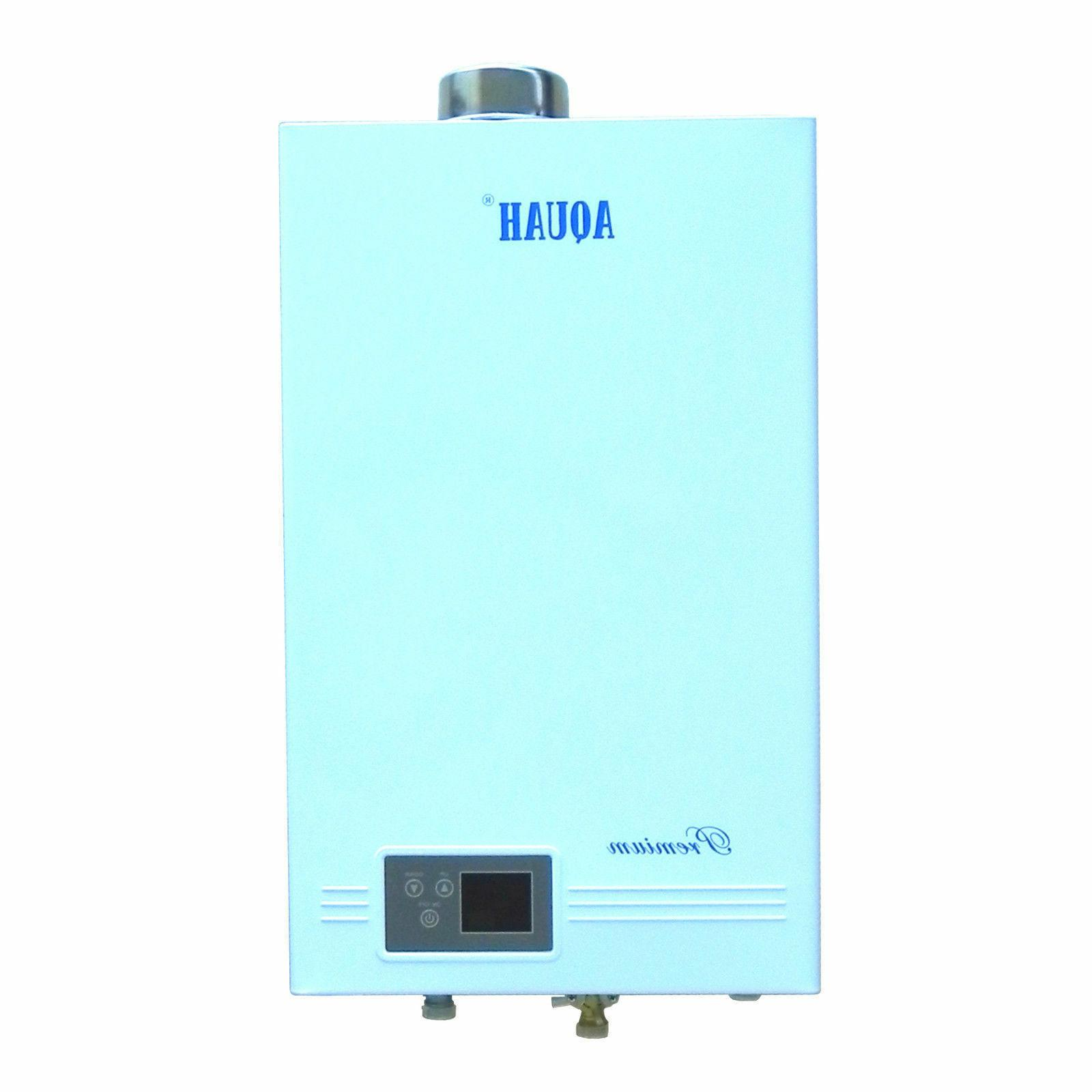 AQUAH® DIRECT NATURAL GAS HEATER HOUSE