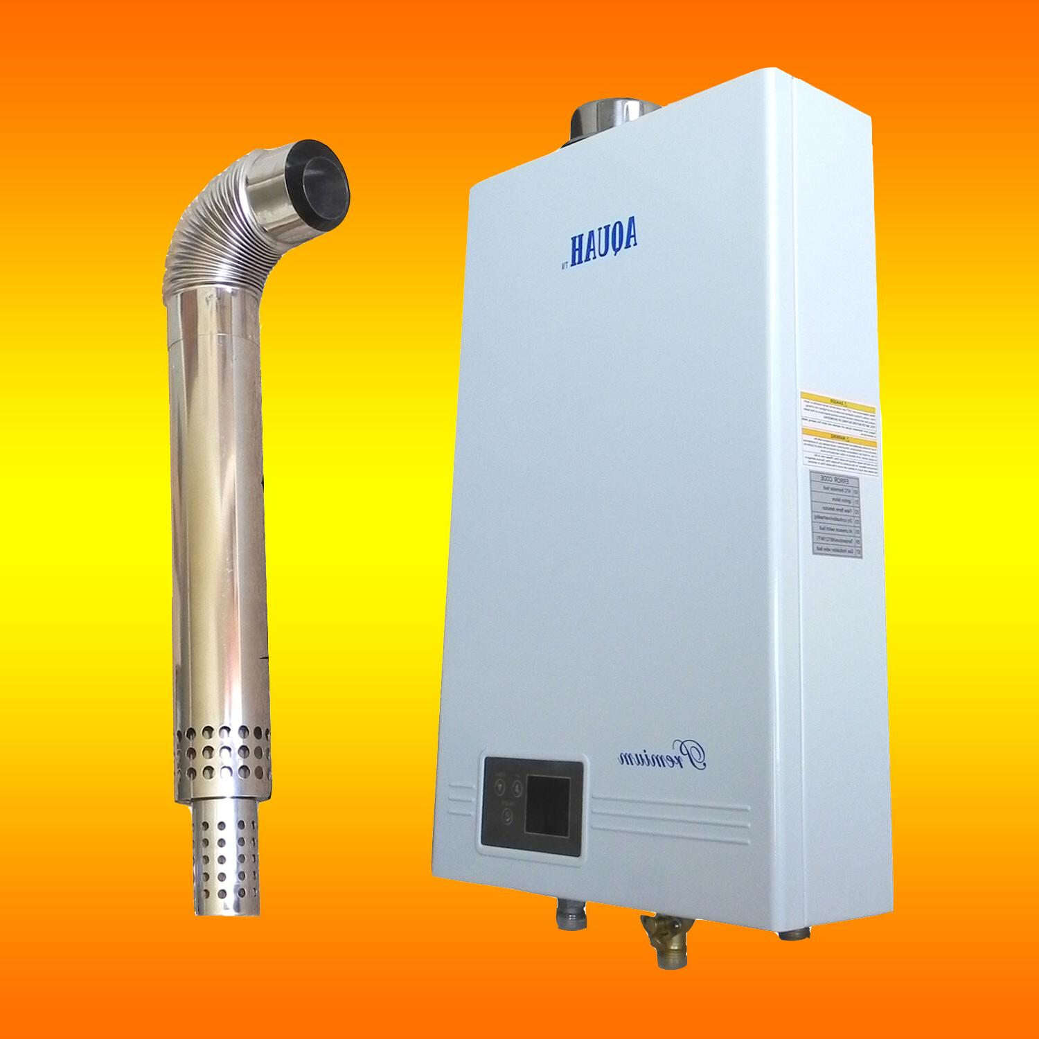 direct vent gas tankless water