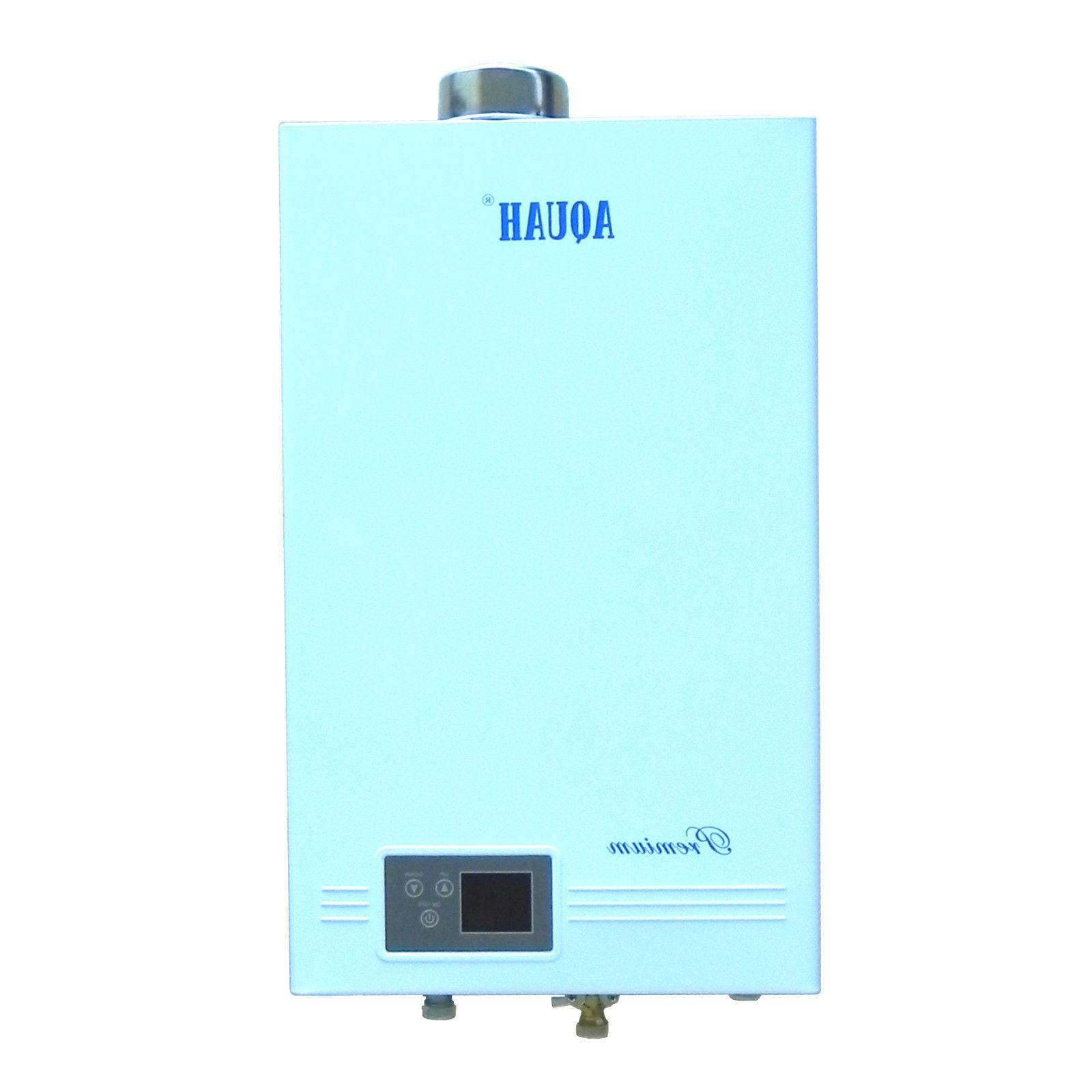 AQUAH DIRECT LIQUID PROPANE WATER HEATER 14L 3.7 GPM