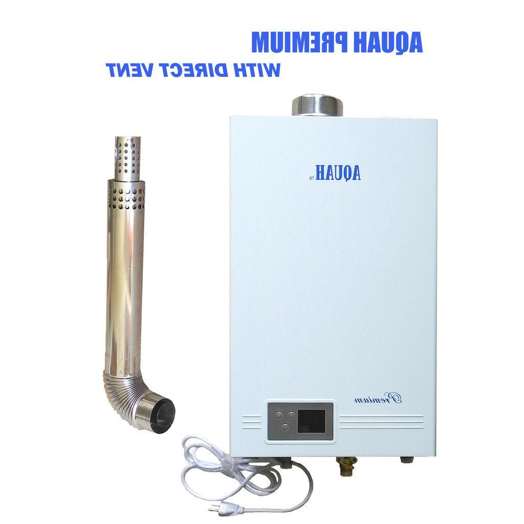direct vent liquid propane gas
