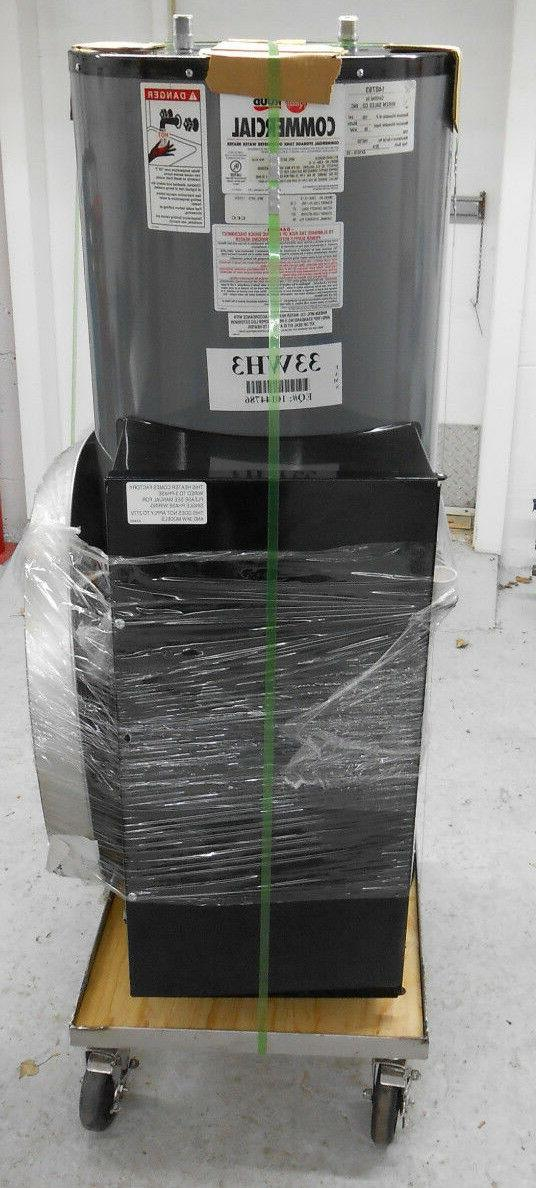 RHEEM RUUD E30A-6-G COMMERCIAL STORAGE TANK OR BOOSTER WATER