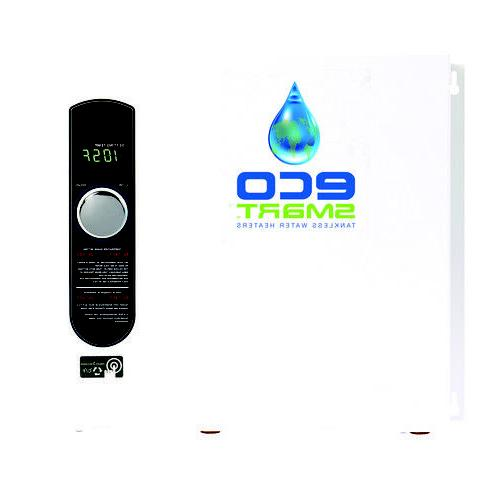 New EcoSmart Electric Tankless Water Heater ECO36