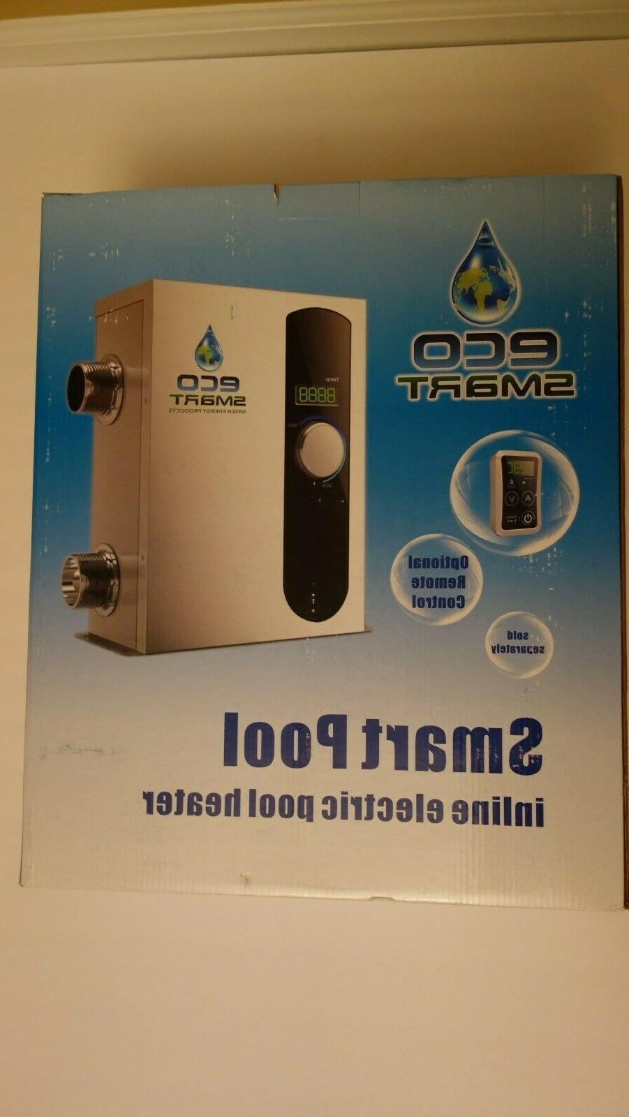 EcoSmart Pool 18 Electric 240v Water Heater