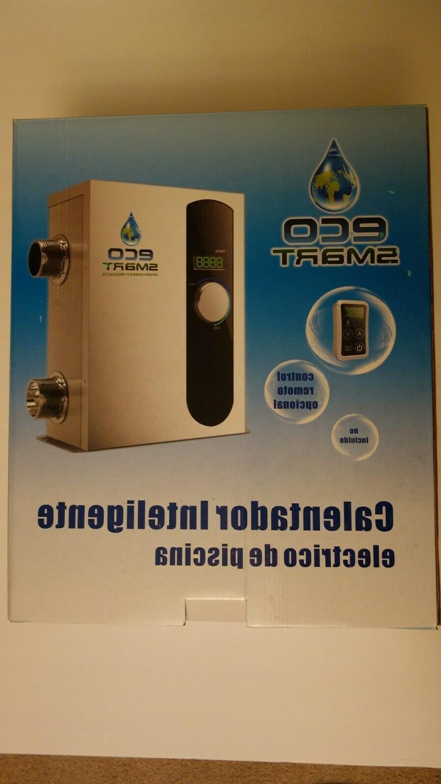 EcoSmart Pool 18 240v Heater Eco Smart