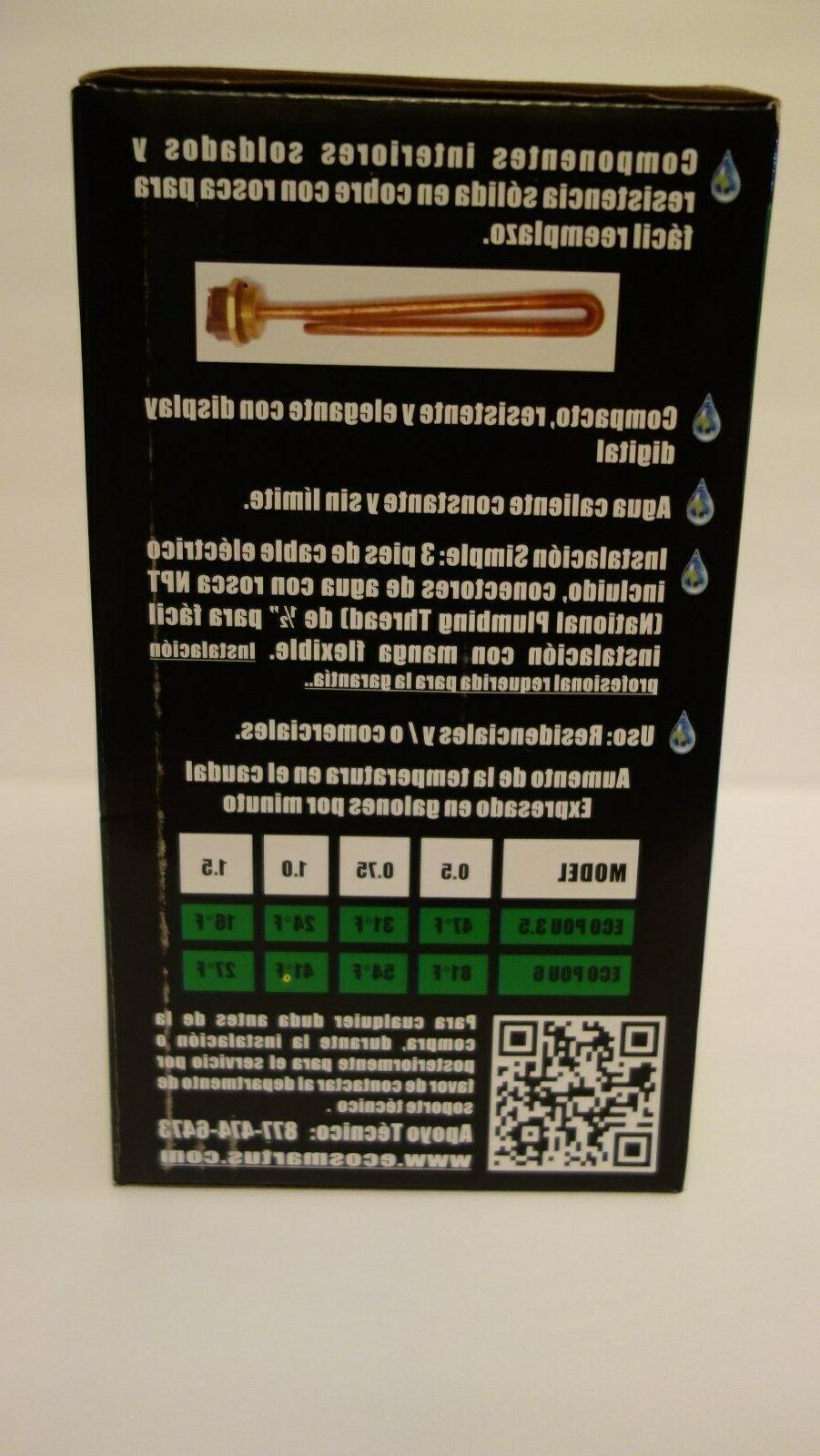 Sale! EcoSmart POU Electric Heater