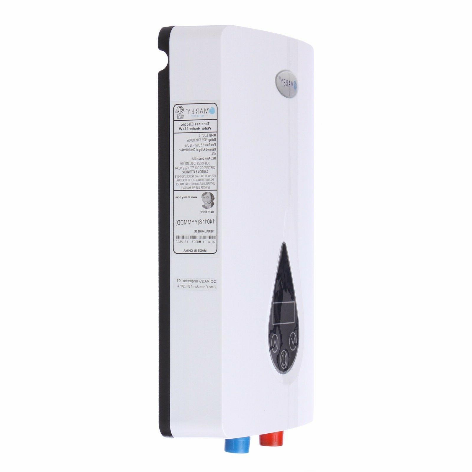Marey Digital On Heater MAREYECO110