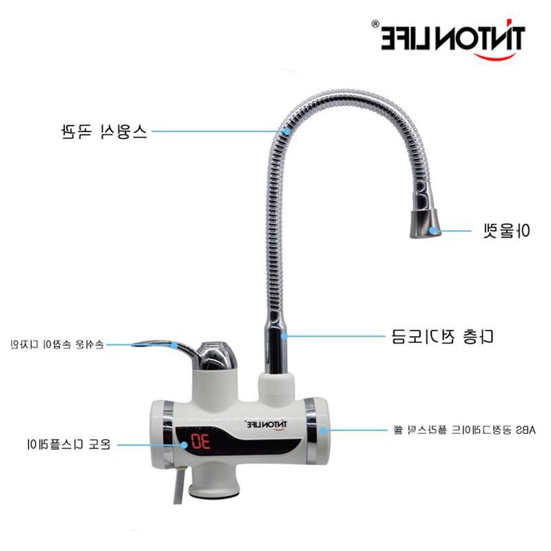 TINTON LIFE Electric <font><b>Heater</b></font> LED Digital Display 360 Degree