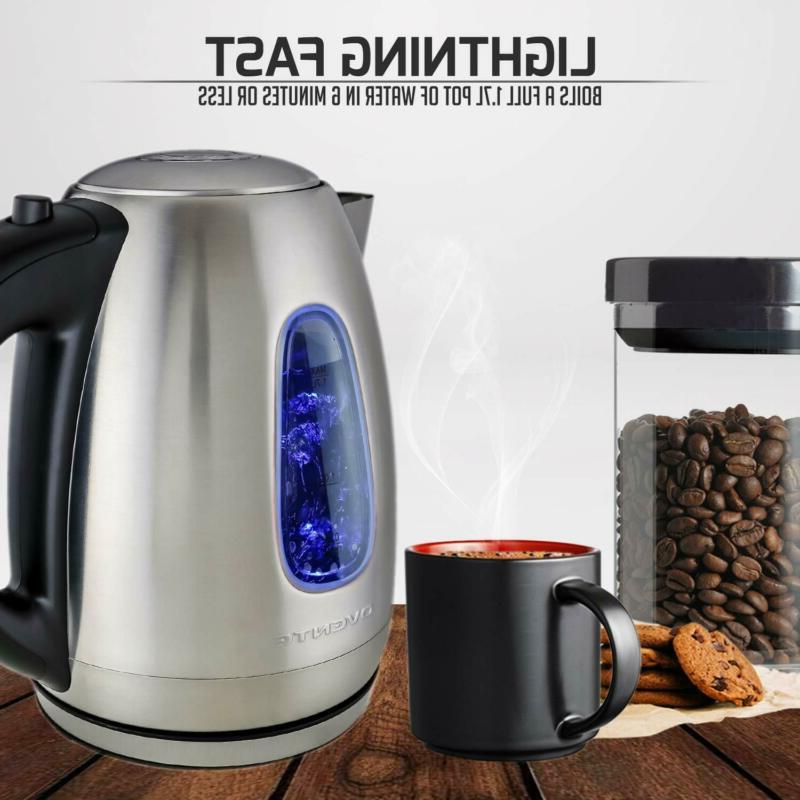 Ovente Tea Water Automatic