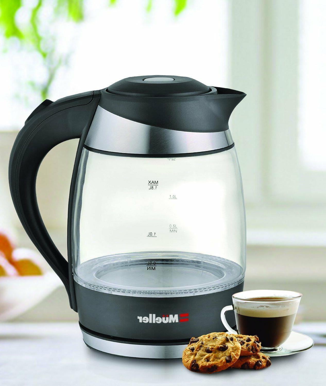 Best Ultra Fast Tea Coffee Light