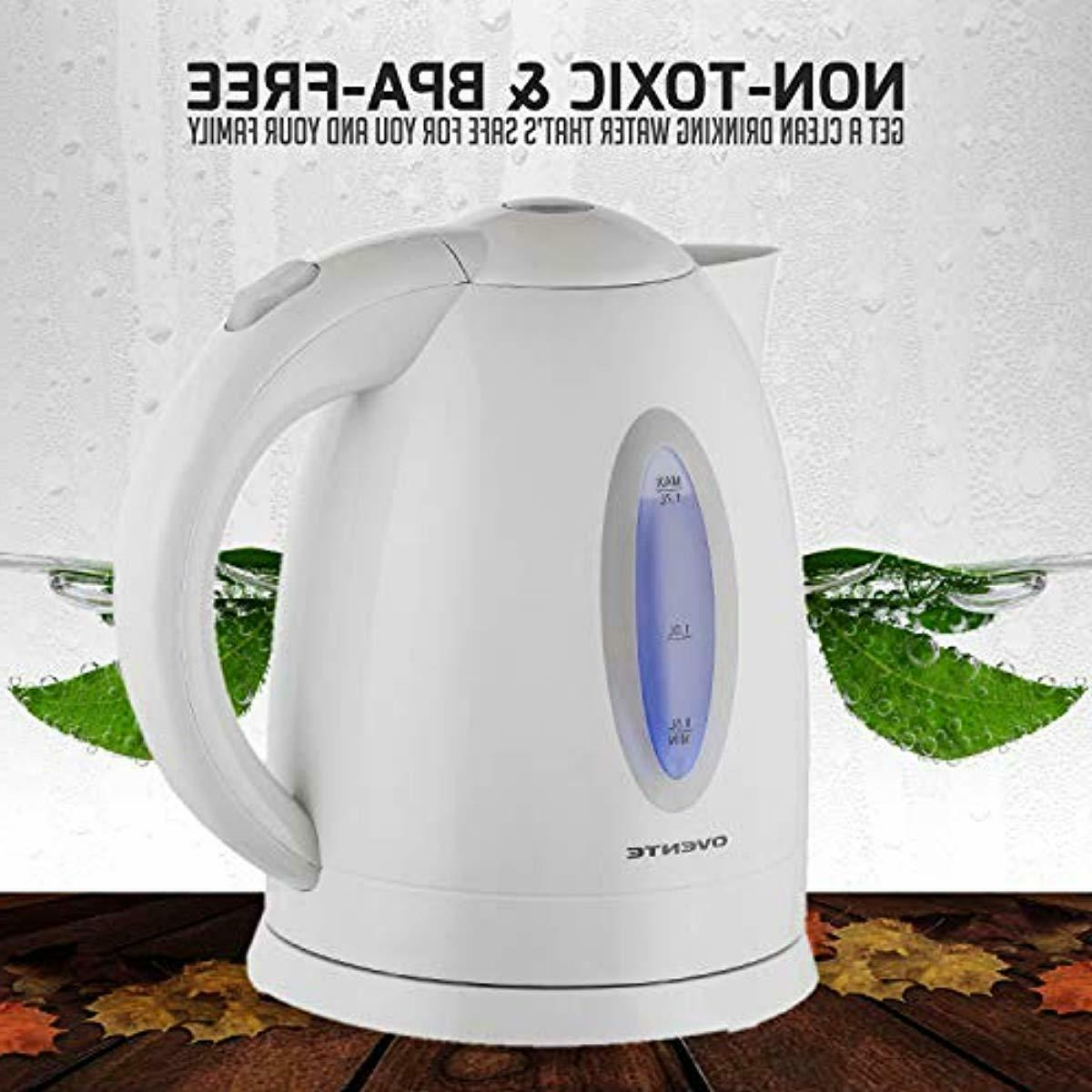 Electric Kitchen Cordless Water
