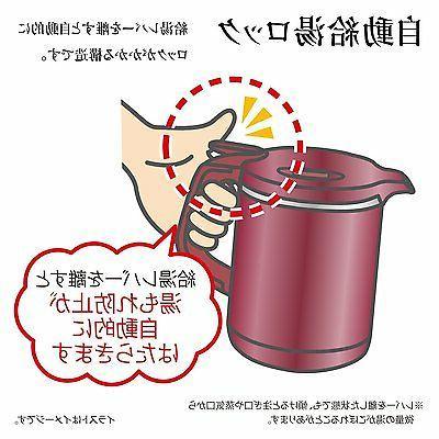 New! ZOJIRUSHI Kettle 1.0L Import!