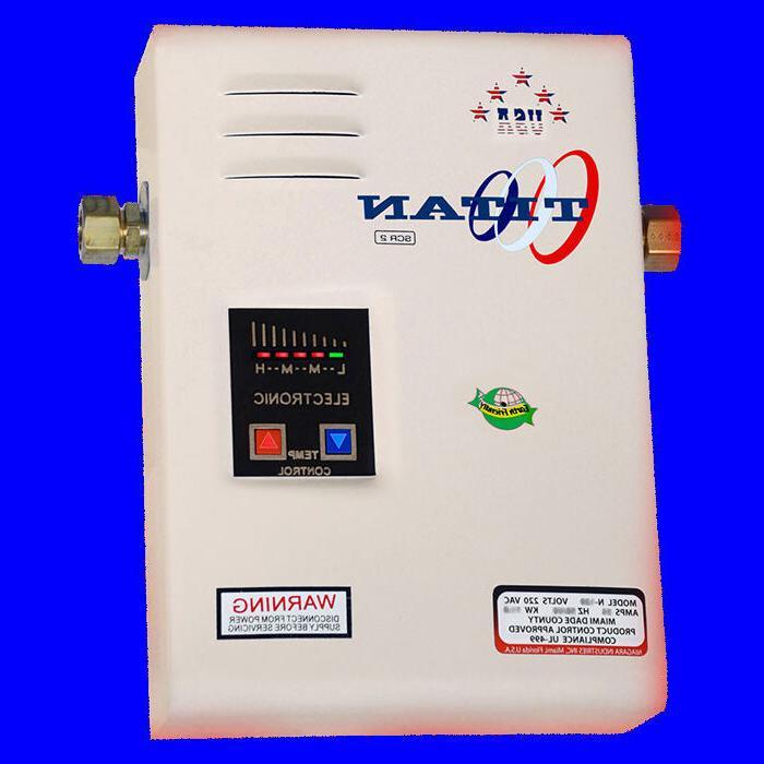 electric scr2 n 120 tankless