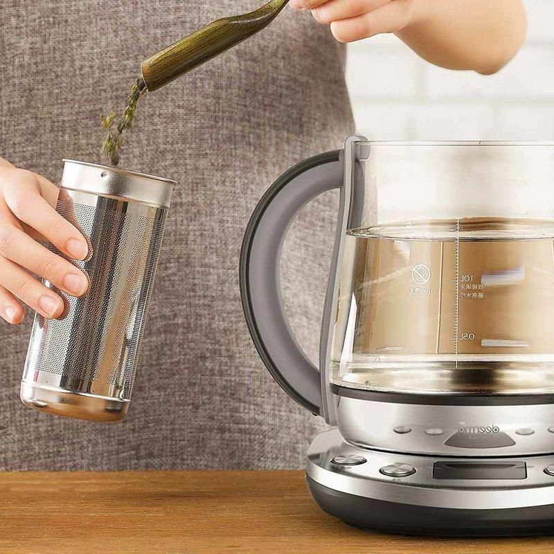 Electric Tea Litter Steel