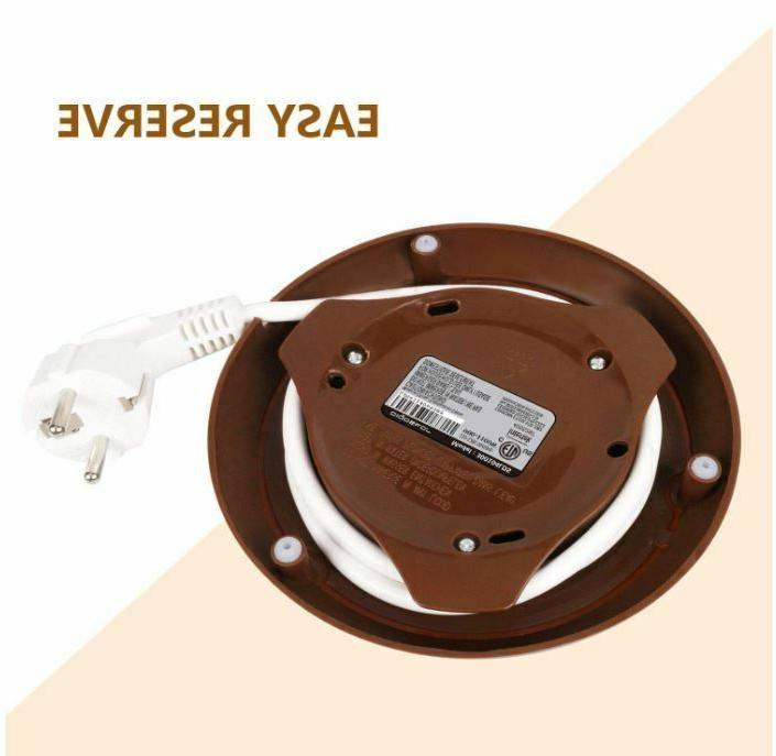 Electric L Tea Boiler Hot Heater 1100W