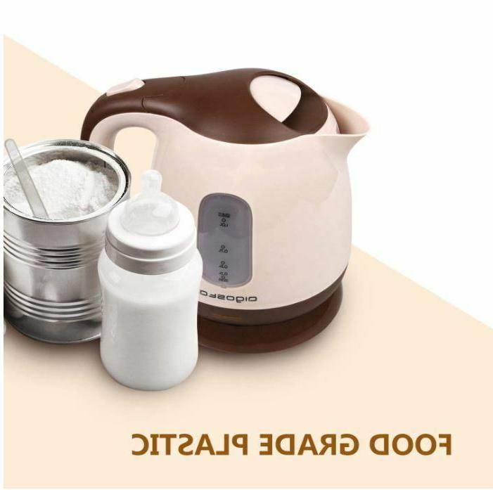 Electric L Mini Boiler Hot Water 1100W White