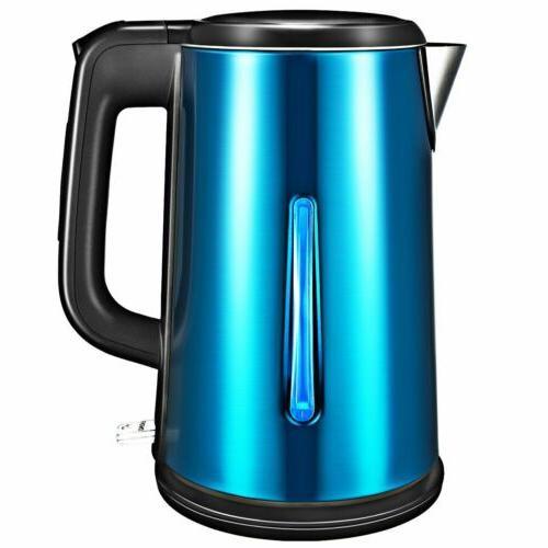 Electric Tea Steel DOUBLE-WALLED Heater Fast