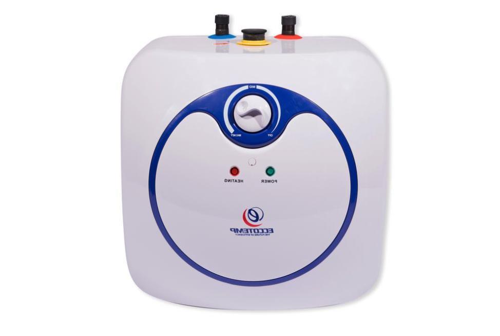 Electric Water Heater 4 Gal Mini Storage Tank 1440 Watt Heat