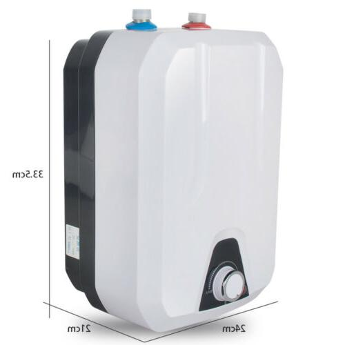 110V Tankless Hot Kitchen Bathroom Home 55℃-75℃【USA】