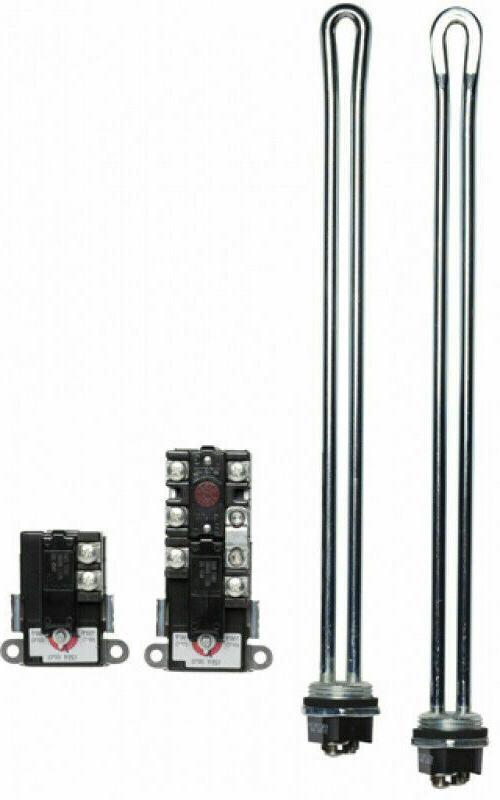 Electric Water Heater Tune Up Kit 2 screw in type 4500 watt