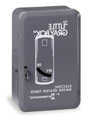 Electromechanical Timer,Water Heater INTERMATIC WH-40