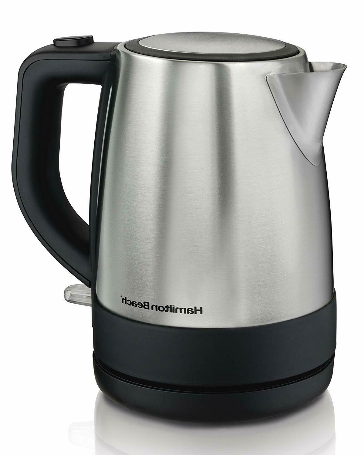 electric kettle tea and hot water heater