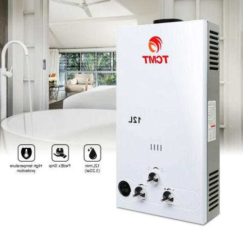 New Instant Boiler Propane