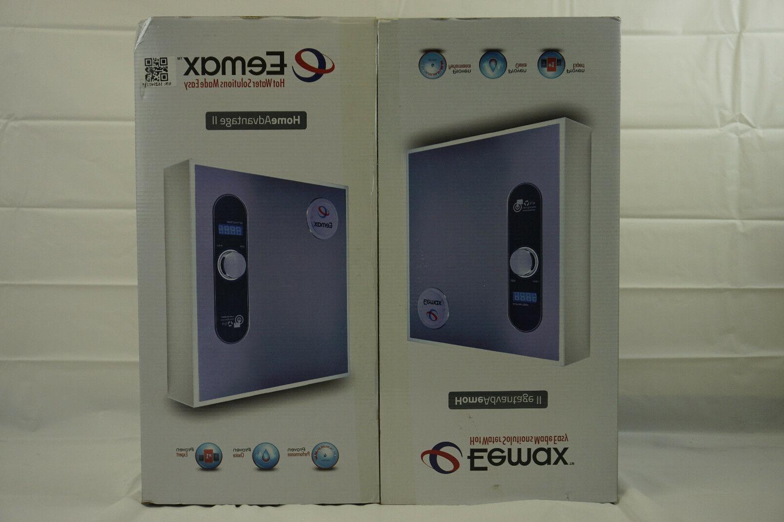 Eemax HA027240 HomeAdvantage II Electric Tankless Water Heat