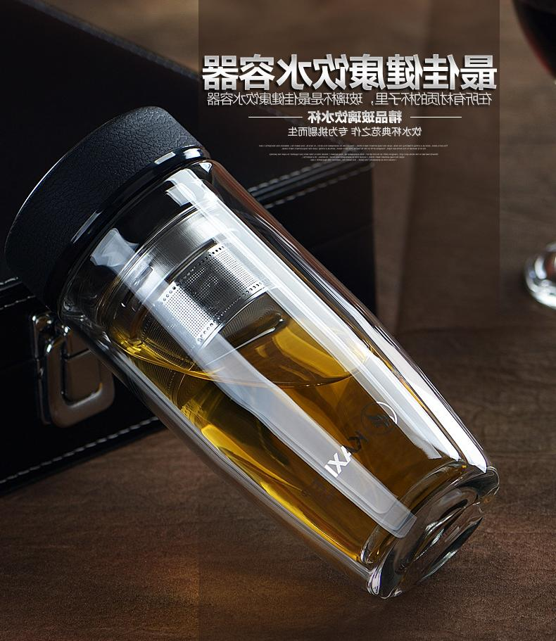 Health Steel Insulated Thermal Glass Bottle Cup Heater <font><b>Thermos</b></font>