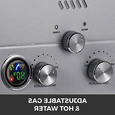 18L Water Upgrade Type Gas 4.8 Shower