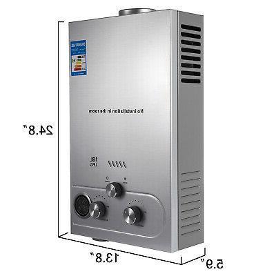 Hot Water Heater Propane Gas LPG