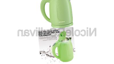kd64g electric kettle cordless tea and water