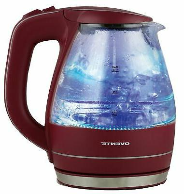 kg83m glass electric kettle