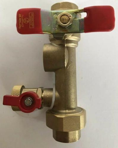 WATTS LFTWH-FT-H Tankless Water Heater Valve. New, No Box