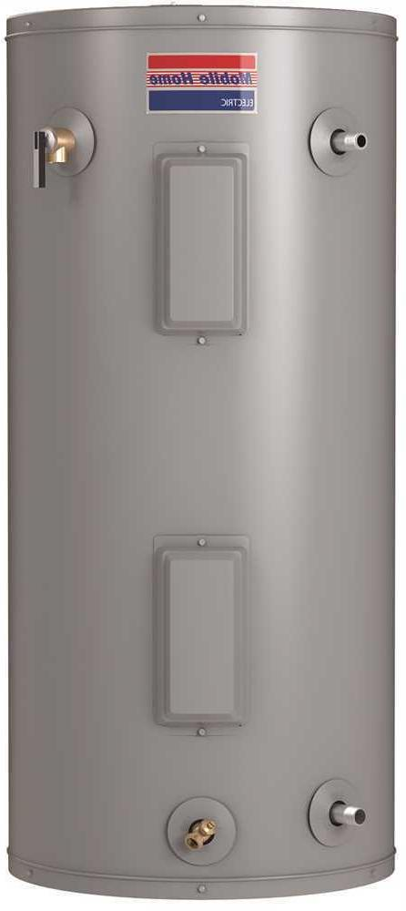 lowboy electric water heater mobile home 30