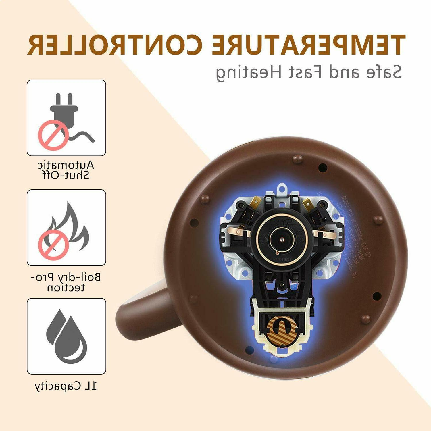 Mini Electric Hot Water travel heating boiler boil