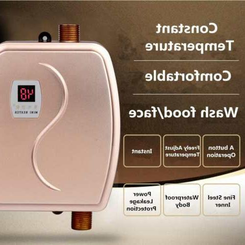 Mini Hot Water Kitchen Bathroom