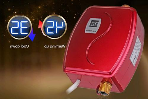 Mini Electric Hot Water Kitchen 110V