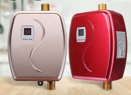Mini Instant Tankless Hot Heater Kitchen