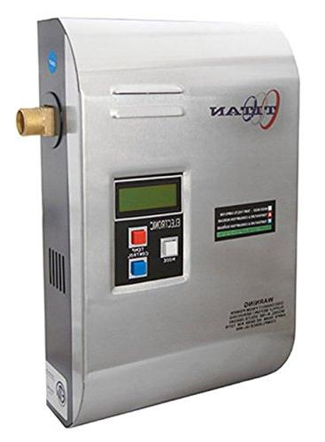 Titan Tankless Water Heater - Digital 2018