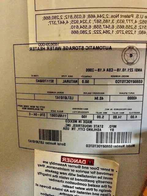 New Heater Burner/Door Kit#33