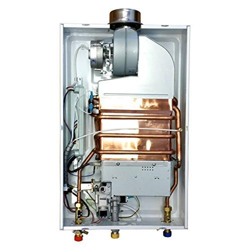 AQUAH PARAMOUNT LIQUID PROPANE GAS TANKLESS WATER 16L/4.3 GPM