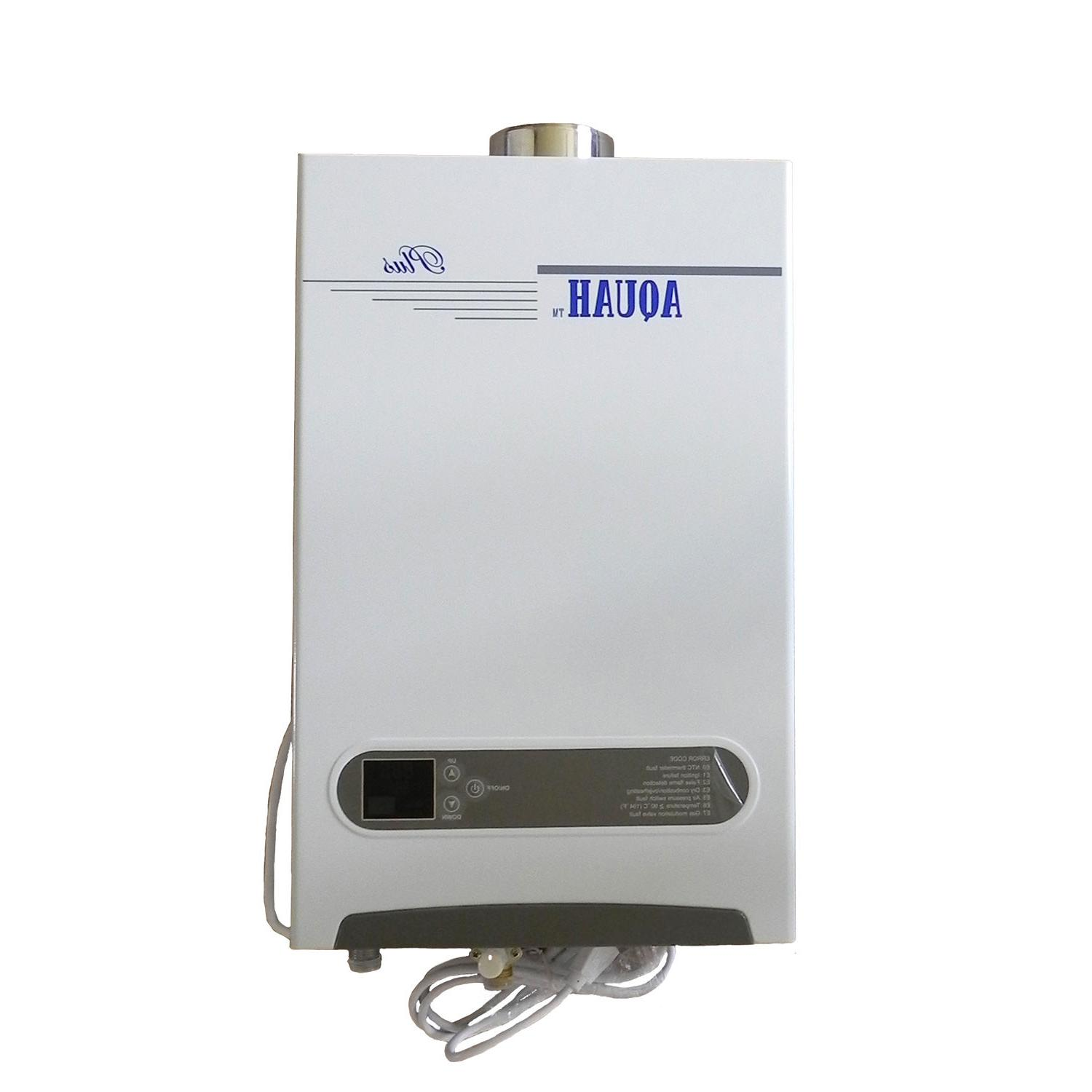 AQUAH® PLUS DIRECT PROPANE GAS TANKLESS GAS WATER HEATER GPM