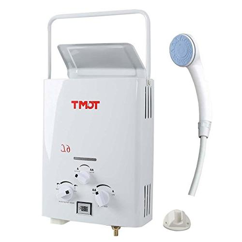 TC-Home LPG 1.6 GPM Tankless Instant Hot Water