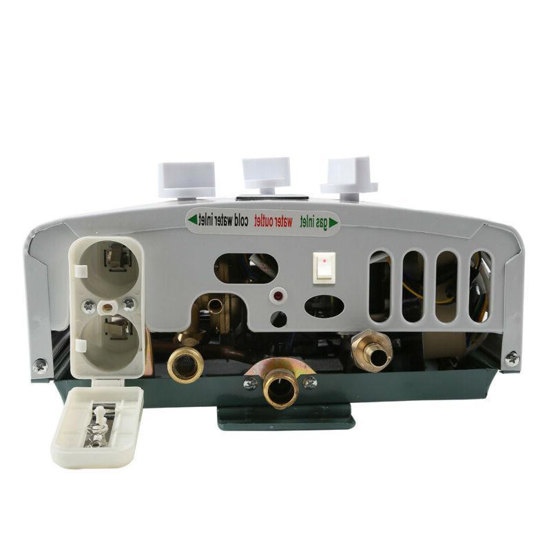Portable LPG Propane Hot Water Heater Tankless RV