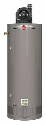 Rheem 75 gal. Residential Gas Water Heater, NG, 75,100 BtuH,