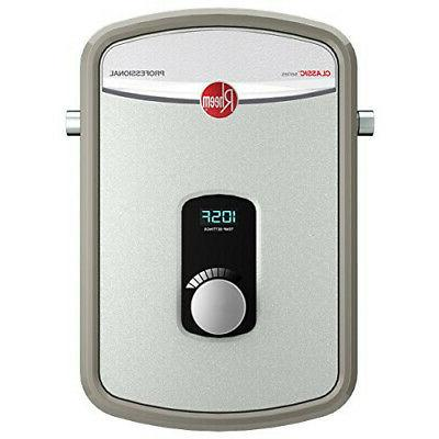 residential tankless water heater rtex08